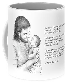 You Created Coffee Mug