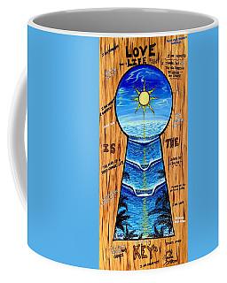 You Hold The Keys Coffee Mug