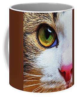 Coffee Mug featuring the digital art You Know I Love You by Rafael Salazar