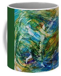 You Make Me Brave Coffee Mug