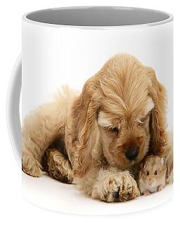 You'll Be Fine, Little Guy Coffee Mug