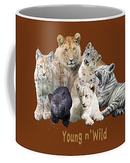 Young And Wild Coffee Mug