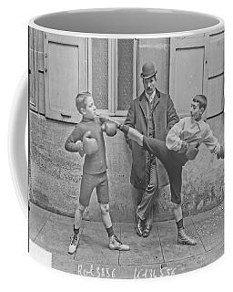 Young Boxers Coffee Mug