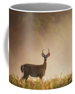 Young Buck Coffee Mug