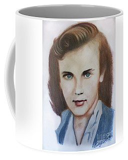 Young Elizabeth  Coffee Mug