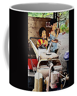 Young Farmer's Breaktime Coffee Mug