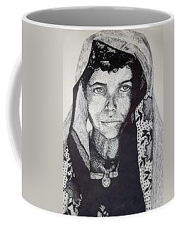 Young Indian Boy Coffee Mug