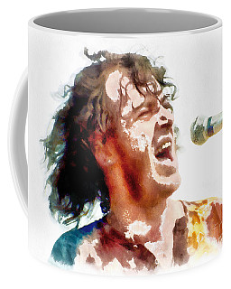 Young Joe Cocker Coffee Mug