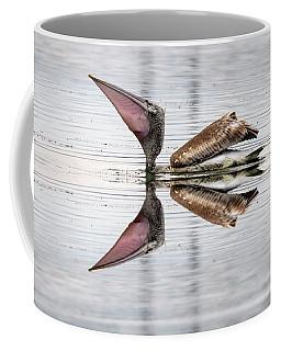 Young Pelican  Coffee Mug