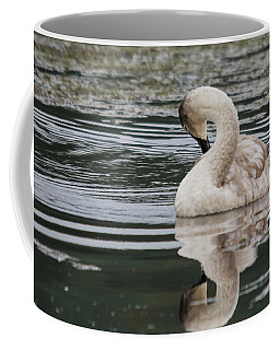 Young Reflection  Coffee Mug