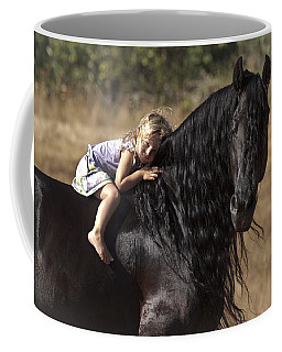 Young Rider Coffee Mug