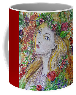 Young Summer  Coffee Mug
