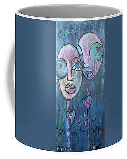 Your Haunted Heart And Me Coffee Mug