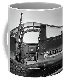 Your King Cobra Awaits - 2017 Christopher Buff, Www.aviationbuff.com Coffee Mug