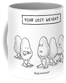 Your Lost Weight Coffee Mug