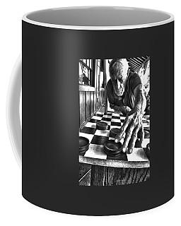 Your Move Dad Bw Art Coffee Mug