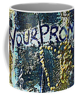 Coffee Mug featuring the painting Your Promises To Keep by Rita Brown