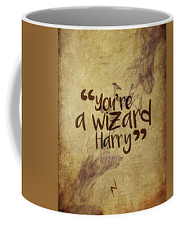 You're A Wizard Harry Coffee Mug