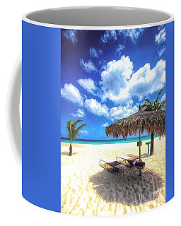 You're Invited To Aruba Coffee Mug
