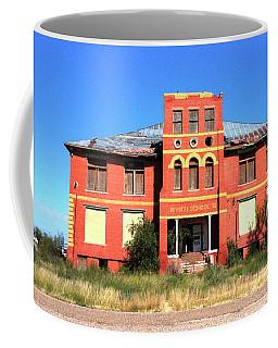 Yoyah School House Coffee Mug