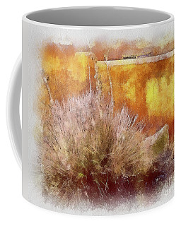 Yucca And Adobe In Aquarelle Coffee Mug