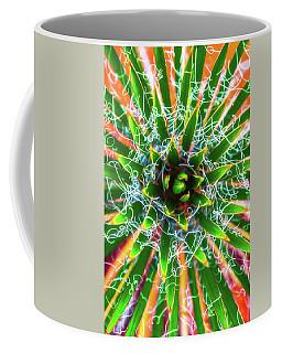 Yucca Sunrise Coffee Mug by Darren White