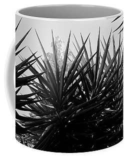 Yucca The Spanish Dagger Coffee Mug
