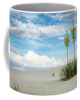 Yucca Twins Coffee Mug by James Barber