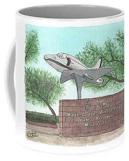 Yuma Welcome Coffee Mug
