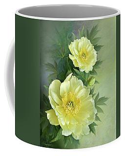 Yumi Itoh Peony Coffee Mug