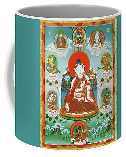 Yuthok Bumseng With Retinue Coffee Mug