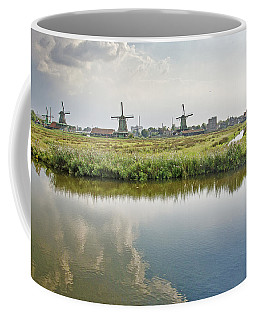 Zaandam Skyline Coffee Mug