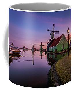 Zaanse Schans Holiday  Coffee Mug