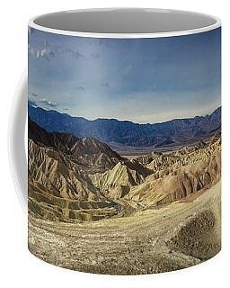 Zabriskie Point Coffee Mug