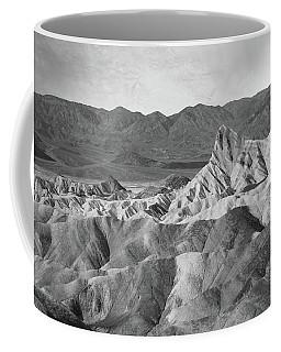 Zabriskie Point Landscape Coffee Mug by Marius Sipa