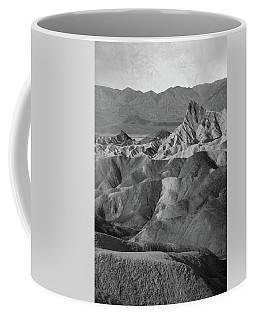 Zabriskie Point Portrait Coffee Mug