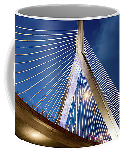 Zakim Bridge Upclose Coffee Mug