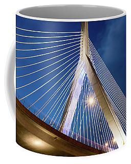 Zakim Bridge Upclose Coffee Mug