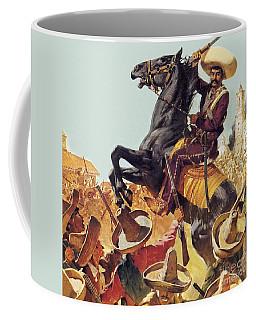 Zapata The Bandit Who Ruled Mexico Coffee Mug