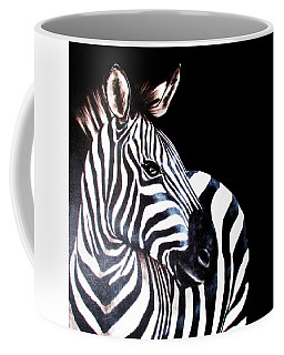 Zebra 2 Coffee Mug