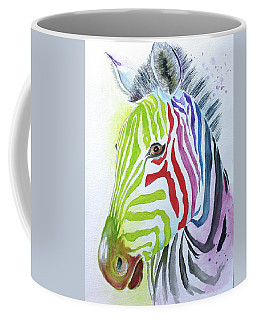 My Polychromatic Friend Coffee Mug