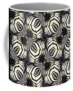 Zebra IIi Coffee Mug by Maria Watt