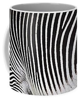 Zebra Pattern Coffee Mug