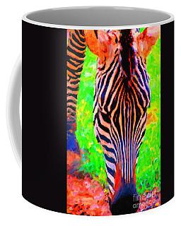 Zebra . Photoart Coffee Mug