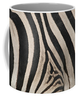 Zebra Stripes Coffee Mug