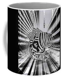 Zebra Time Coffee Mug