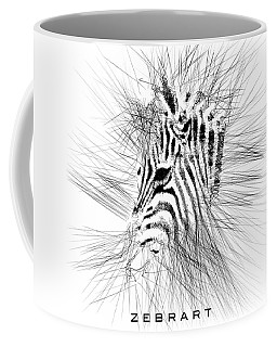 Zebrart Coffee Mug