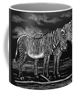Zebras Coffee Mug