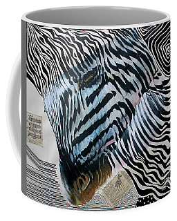 Zebratastic Coffee Mug