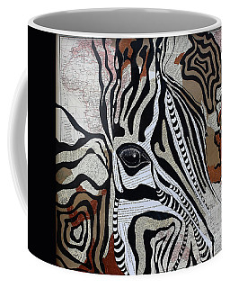 Zebroid Coffee Mug